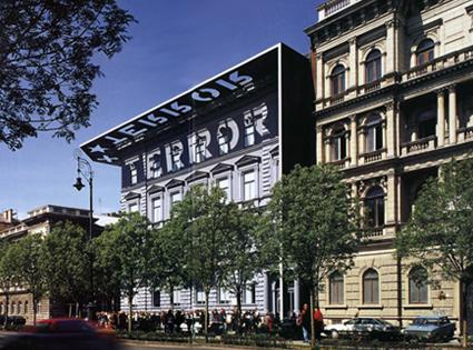 בית הטרור בבודפשט