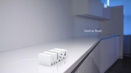Used as Read - המוצר מתאר את הפונקציונליות שלו