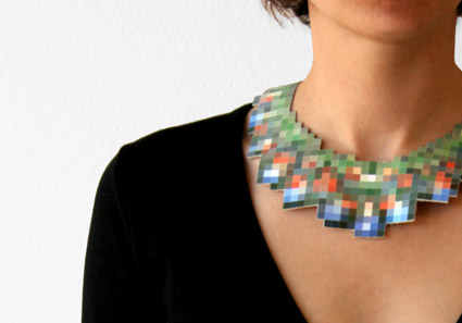 Stolen Jewels - אינטרפרטציה עיצובית חדשה לחלוטין של תכשיט