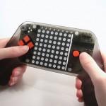 עיצוב משחקים לפלטפורמה עם מסך של 8 פיקסלים
