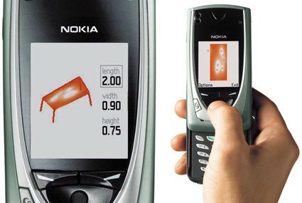 ממשק האפליקציה לעיצוב שולחן באמצעות הטלפון