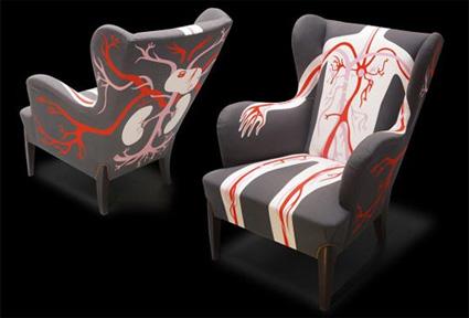 כסא אנטומי