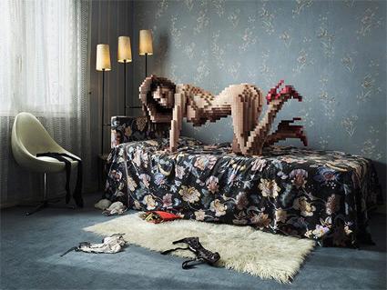 הפורנוגרפיה המפוקסלת של ז'אן-איבס למוין