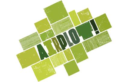 לוגו פרוייקט airplot של גרינפיס