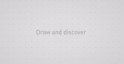 ניווט מבוסס מחוות ציור באתר של MagneticNorth