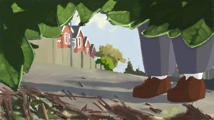 מתוך סרטון האנימציה תום