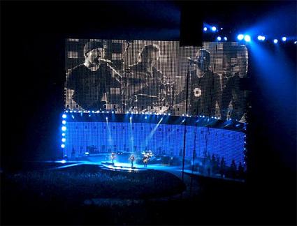 MiSphere של U2