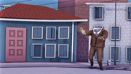 מתוך סרטון האנימציה Muzorama
