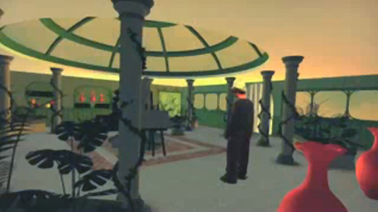 מציאות מדומה במבט על הסביבה הוירטואלית ב-Virtualization Gate