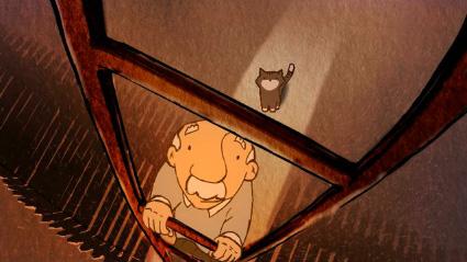 מתוך סרטון האנימציה הצרפתי לוסיאן