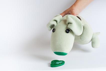 Sniff - צעצוע אינטראקטיבי לילדים משולב RFID