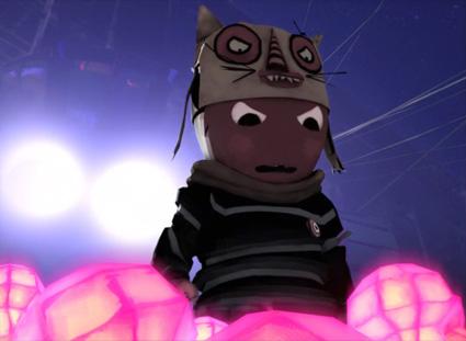 מתוך המלחמה הנאיבית - סרטון אנימציה בתלת-מימד