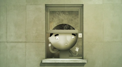 מתוך סרטון האנימציה הצרפתי Skhizein