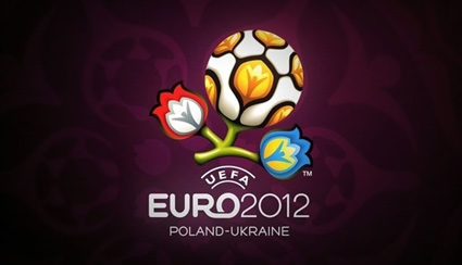 עיצוב לוגו יורו 2012
