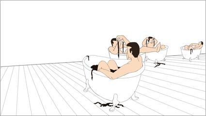 מתוך סרטון האנימציה יום נחמד לפיקניק