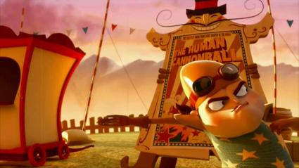 מתוך סרטון האנימציה התלת-מימדי Tachaaan