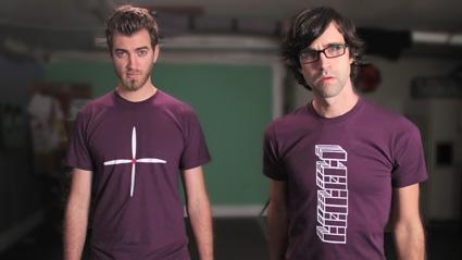 מתוך אנימציית הסטופ-מושיין T-Shirt War