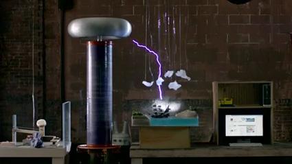 בדיקת מהירות של דפדפן כרום מול מכת חשמל