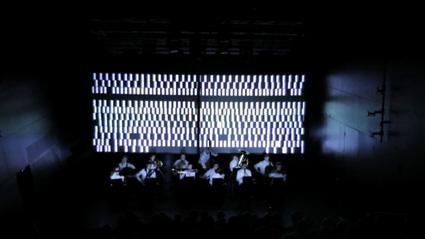Heart Chamber Orchestra בפסטיבל Pixelache בהלסינקי