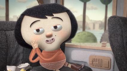 מתוך סרטון האנימציה של Tiny Inventions