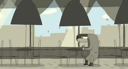 מתוך סרטון האנימציה סיפורו של עמוד השדרה