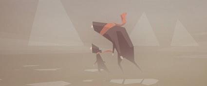 מתוך סרטון האנימציה בין דובים של ערן היללי