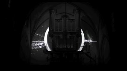 העוגב של ברטרן פלאנה מתוך סיפורי האורות של גרום מונוט