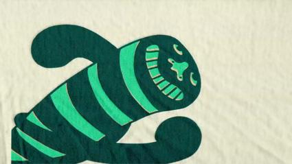 מתוך קליפ האנימציה של חוט הזהב