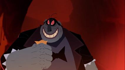 מתוך סרטון האנימציה מי מפחד מאדון גרידי