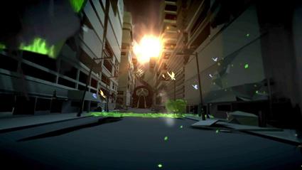 מתוך רומא - וידאו קליפ אינטראקטיבי מבוסס WebGL