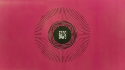 Zero days מתוך סרטון האינפוגרפיקה על הוירוס Stuxnet