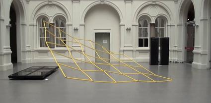 המיצב Tele-Present Water במוזיאון הלאומי בוורוצלב