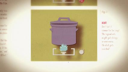 משהו מתבשל בסרטון האנימציה היצ