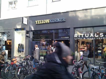 אמנות להמונים ב-YellowKorner בקלן